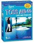 Use these dyes to reduce sunlight penetration while hiding submerged weeds and algae. Dye creates a long lasting, natural look in your lake or pond without harming or discoloring fish, turf, birds and other ecosystem wildlife. Tropical Shade Toss and ...