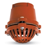 Ductile iron foot valve & strainers make pump priming easy because water is held in the suction line between pump duty cycles. Designed for water service only. Repair kits include sealing components, weight and screw for valve.