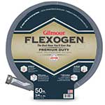 Gilmour Flexogen features a rugged construction with over 500 lb burst strength, year round flexibility, machined brass fittings and kink resistance. Lightweight yet very durable. If hose fails, cut off both ends and return to Gilmour, who will send a ...