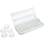 Sterile Petri Dish, 50 mm,  500/Pack, Pall 7232