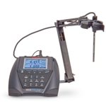 The DUAL STAR meter is perfect for your busy lab. Save time by measuring two parameters (such as pH and ammonia) at once. Simply connect both electrodes to this dual input meter, calibrate and measure. You don't have to switch ...