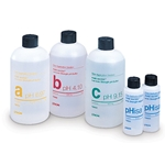 Pure water samples with low levels of acid, base, or dissolved salts cause pH electrodes to drift, providing inaccurate and non-reproducible results. Orion's pure water pH test kit provides fast, accurate pH results in high-purity waters. Contains special buffers for ...