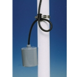 These mechanically activated wide-angle pump switches are not sensitive to rotation or turbulence, so you can use them in both calm and turbulent applications. They feature high-impact corrosion-resistant PVC construction for use in water temperatures up to 140°F. UL recognized, ...