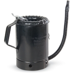Flexible Spout Oil Can' 8 Quart