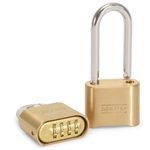 Resettable Combination Lock 2-1/4