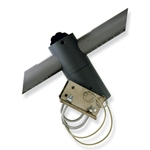 Handrail/pole mounting kit consists of1-1/2