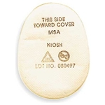 Advantage respirator cartridges fit both styles of respirators. NIOSH approved (42 CFR Part 84) for use against nuisance-level contact on a wide selection of gases. N95 pre-filters should be used with GMC and GME (except GME w/ P100) cartridges to ...