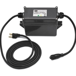 Provides AC power source for AS950 and SD900 portable autosampling stations. Unit is also compatible with Hach FL1500 flow meters as part of the package providing battery backup (requires cable and battery, stock #s 69912 and 28977).
