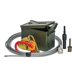 Remove old and failing service lines and replace them with new tubing with minimal digging, less property damage and less expense than digging the entire service and replacing it. Just use one of these heavy-duty puller kits with your backhoe. ...