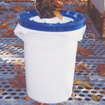 De-water wastewater skimmings on the spot! No more hauling to the drying beds or mixing with sawdust for landfill compliance. The PlantPRO DripSack System reduces volume, weight, odor, handling and disposal costs. (1) Load a DripSack into the drip bucket, ...