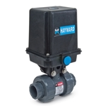 These valves feature a molded stem support which assures proper actuator alignment to the valve without creating any side loads or premature wear on the stem seals. Field serviceable valves have reversible Teflon® seats plus a fine pitch threaded seal ...