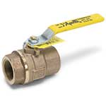 Apollo 77C domestic ball valves feature a solid ball design for real full port performance. This avoids the drops in pressure and velocity often caused by valves with hollow balls. Valve castings are 100% American made and assembled. Lead-free valves ...