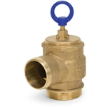 Use these all-brass valves to relieve unnecessary stress on vacuum truck systems. They're adjustable for proper settings in different applications. Choose from pressure or vacuum relief models. Pressure Relief Valves protect vacuum and pressure systems from excess pressure that can ...