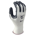 A great alternative to leather gloves in wet applications. Features sponge nitrile technology that produces an extra-absorbent nitrile coating that conforms and adheres to the seamless nylon liner. The result is a glove that beats the competition in launderings nearly ...