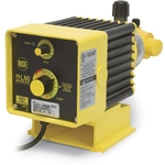 LMI pumps feature two dials for simple, manual control of stroke speed and length. Their rugged, totally enclosed and chemically resistant housing protects pumps in the harshest environments. Encapsulated electronics along with rigid housing and stroke bracket ensure years of ...