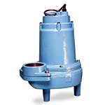 Submersible sewage pumps for extended or continuous use. Move large volumes of wastewater and sewage up to 2
