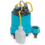 Use these pumps for hot water sumps, boiler blow down pits, rendering plant wash-down sump pits, underground transformer vaults, steam cleaning sump pits and more. They feature a 1-1/2