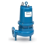 Goulds 3888 series submersible sewage pumps are built tough for long life. They feature heavy-duty upper and lower bearings, dual silicon carbide seals, and a cast-iron housing with cast-iron impeller that's mounted to a stainless steel shaft. Note: Additional cord ...