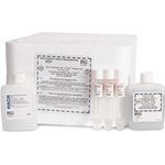 This set contains all reagents and test vials needed to monitor phosphorus levels. Check levels on your influent to determine plant load, or on your effluent to meet discharge requirements. Premeasured reagents in powder pillows and test vials save time, ...