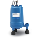 Pump leg kit is recommended for setting pump on basin floor.