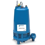 Goulds Series 1GD grinder pumps are ideal for pressure sewage systems or high-head sewage applications where gravity systems aren't practical. Their dual mechanical seals extend pump life, and reversible cutter ring lasts twice as long as standard rings. The grinders' ...