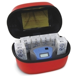 The ColorQ Pro 7 is specifically designed for pool and spa professionals. It measures and digitally displays seven primary water quality parameters. Use it to test up to 144 samples for free and total chlorine, bromine, pH, alkalinity and calcium ...