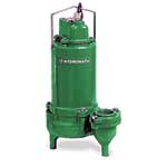 Hydromatic SK series pumps are built to handle the rigors of daily use in virtually any type of service. Built tough with all cast-iron casings and 400 series stainless steel shafts, these pumps outperform the competition. Discharge is 2