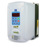 WEG CFW08 Variable Frequency Drive, 230V, 3-PH, 22A, 7.5 HP, CFW080220TDN4A1Z