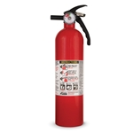 (OR) Kidde Fire Extinguisher 2-1/2 Lb  1-A; 10-B:C Rated
