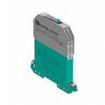 This DIN-rail mountable surge protection barrier protects your instrumentation by preventing damaging voltage spikes. It diverts the transient current to ground and limits the signal line voltage to a safe level for the duration of the surge.