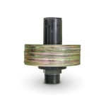 Use weighted pressure relief valves to protect your blower from overheating due to pipe obstructions, closed valves or misapplication. Set the valve's blow-off point by adding weight plates (sold separately) until you reach your desired pressure. Each plate represents 1/2 ...