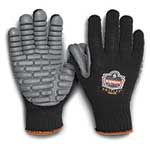 Use Proflex 9000 gloves in high-vibration applications to reduce worker fatigue and discomfort, while helping prevent hand/arm vibration syndrome (HAVS). They're ideal when working with impact tools and heavy-vibrating equipment or machinery. Gloves feature flexible chloroprene rubber palm padding and ...