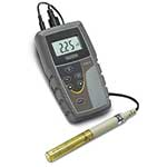 Oakton conductivity and total dissolved solids (TDS) meters combine affordable measurement with push-button operation that's intuitive and easy to use. Features include five ranges that are selected automatically based on your sample's conductivity or TDS. Toggle between conductivity/TDS and temperature. ...
