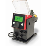 SMART Digital S pumps combine high-precision dosing with unsurpassed user-friendliness. Stepper-motor technology greatly improves the level of control when compared to traditional metering pumps. Their variable-speed motor remains in contact with the diaphragm throughout the entire discharge/suction cycle, ...
