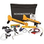 Locate both manhole lids and pipe/cable with one easy-to-carry kit. Schonstedt's MPC (Multi-Purpose Combo) kit includes the popular XTpc pipe and cable locator and the GA-92XTd magnetic locator. The kit saves you money over buying the units separately' plus it ...