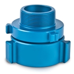 "Lead-Free Hose and Hydrant Swivel Adapter' 2.5""NST(F) x 2""NPT(M)"