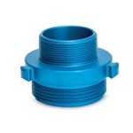 "Lead-Free Hose and Hydrant Adapter' 2.5""NST(M) x 1.5""NPT(M)"