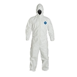 Tyvek Coveralls' Large 25/Case