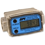 These industrial-grade meters are specifically designed to work with various aggressive chemicals. Select from stainless steel' aluminum or PVDF housings. Stainless steel is ideal for most chemicals' including ammonium' plating solutions and fuel products. Use aluminum models with petroleum-based products. ...