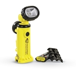This C4® LED light shines a distance of 74 yards on high & 40 yards on low. It can run for 3.5 hours on high, 16 hours on low, 8 hours on strobe, or 480 hours on moonlight. The 210° ...