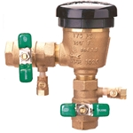 "Lead Free Pressure Vacuum Breaker with Ball Valves' 1""' 1-420XL"