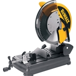 Saws feature a 4-hp 120-VAC 15A motor that offers more overload capacity to increase performance and durability. Cuts 4x faster than other chop saws and 8x faster than portable band saws. Includes: 14