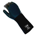SHOWA 3414 gloves are more flexible than other neoprene-coated gloves. Their 14