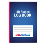 USABlueBook® Lift Station Log Book, Pack of 2