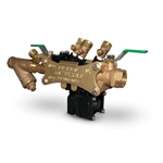 Wilkins' next generation backflow preventers are designed for easy handling and maintenance. They have shorter lay lengths than traditional backflow preventers. They are also lighter, since the main valve body is made of FDA-approved reinforced nylon. Valve maintenance is easy—the ...