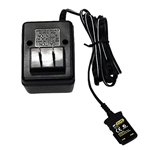 Use this power adapter with GW GasAlertMax XT II and BW GasAlertMicro gas detectors.