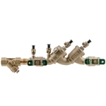 Use Watts LF719 backflow preventers to protect drinking water supplies in non-health hazard applications. These backflow preventers are maintenance friendly and require no special tools for servicing. Other features include low pressure drop and the capability to be mounted vertically, ...