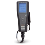 When you need more than dissolved oxygen measurements, choose the Pro1020 meter. This versatile, auto-ranging meter lets you measure DO, pH, ORP and temperature. The large graphic display is backlit to work in low light and is visible when wearing ...