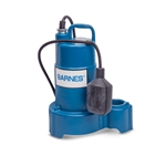 Barnes SP75AX Sump/Effluent Pump with 20-ft Cord' Auto (Mechanical Float)' 3/4 HP' 120V