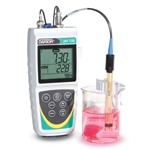 Oakton® Portable pH 150 pH/ORP Meter w/ All-In-One pH Electrode, WD-35614-30
